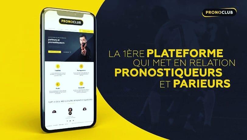 Avis Pronoclub Plateforme de paris en ligne