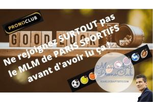 Read more about the article Avis PronoClub : Ne rejoignez SURTOUT PAS le MLM de paris sportifs avant d'avoir lu ça