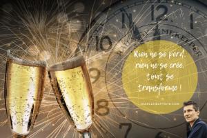Read more about the article Rien ne se perd, rien ne se crée, tout se transforme