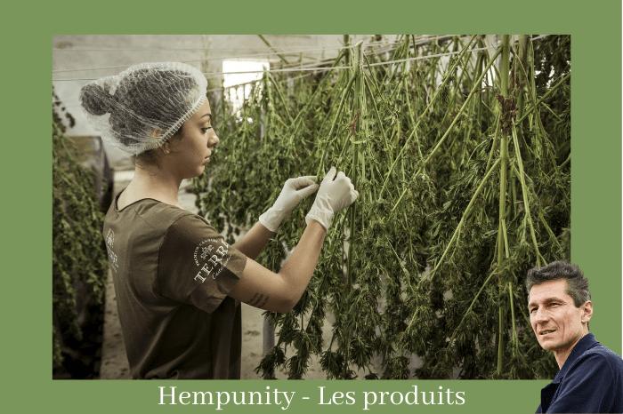 Avis Hempunity Produits